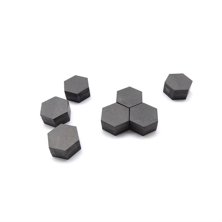 Hexagon PCD Blank